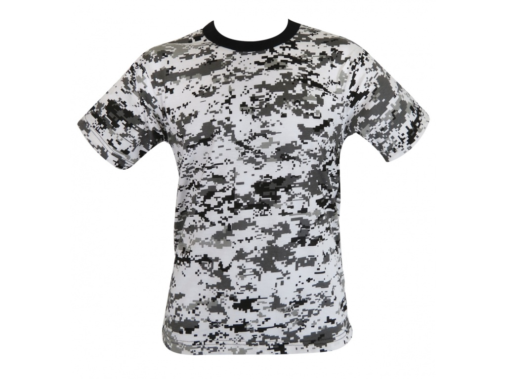 Remera Digital City Camo Rothco