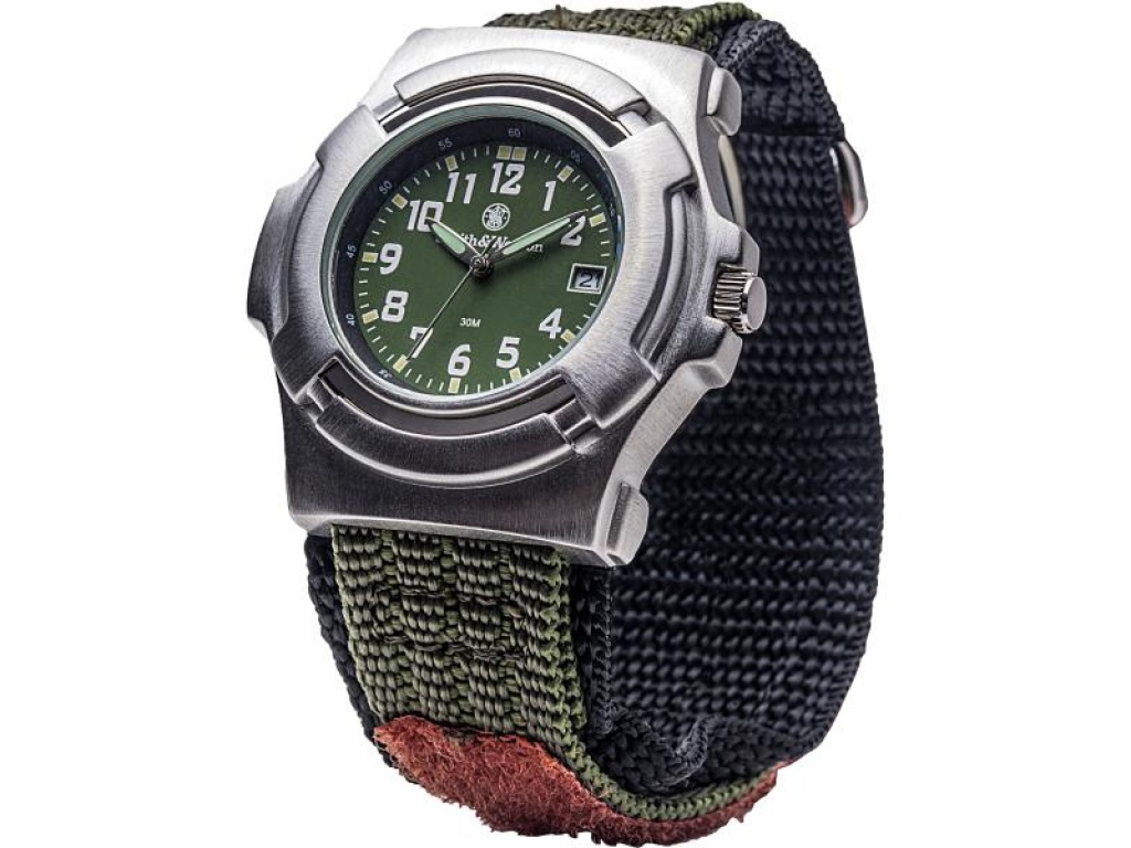 Reloj Smith & Wesson (verde)
