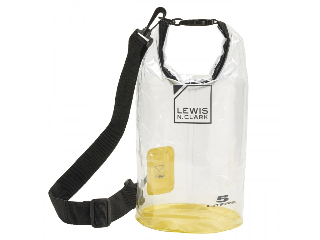 Bolso estanco 20lts Transparente