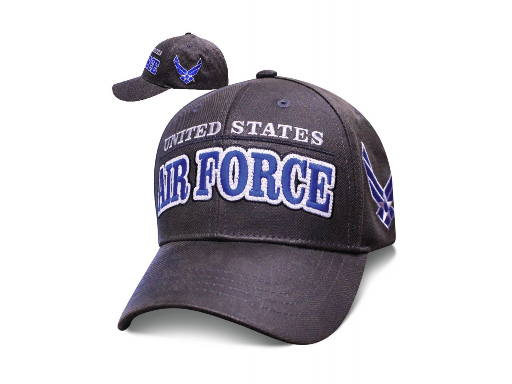 Gorro cap Badge of Honor Air Force Oilskin