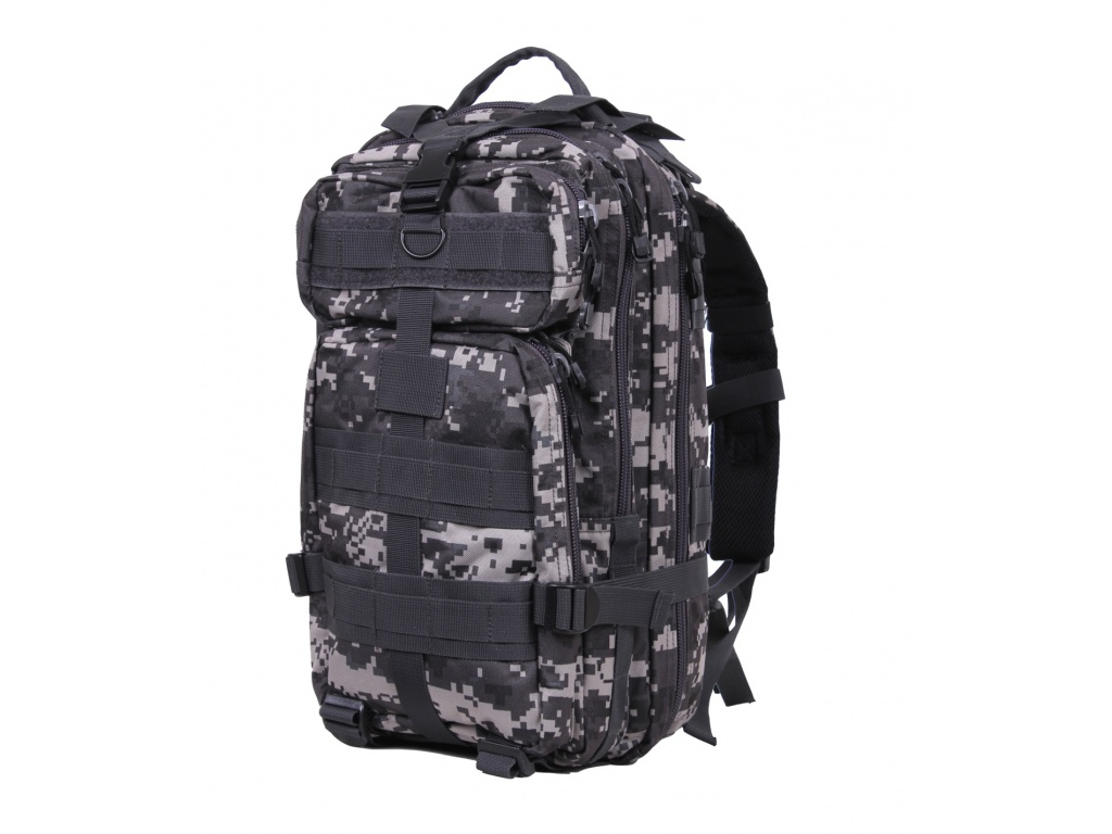Mochila tactica Rothco Subdued Urban Digital Camo