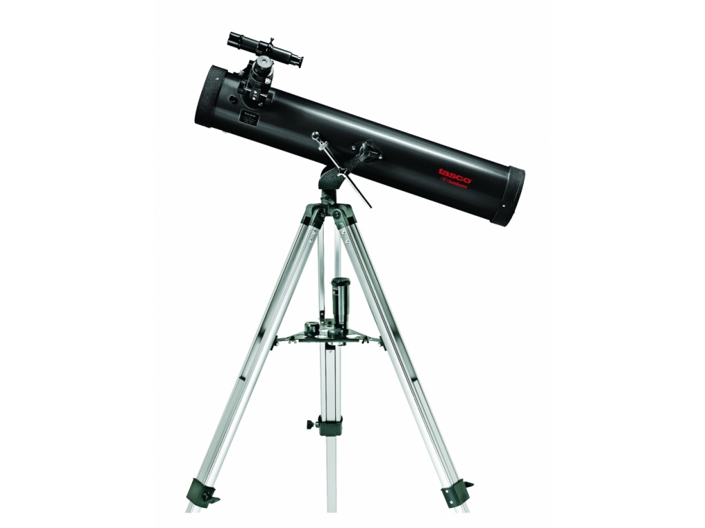 Telescopio Tasco Lumiova Equatorial 800mm x114mm. 450X